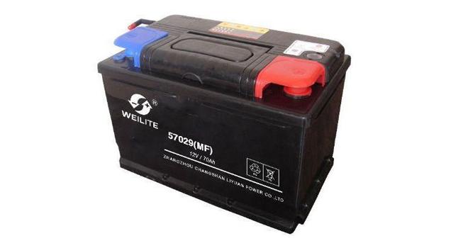 ¿El acumulador y la batería de un auto son lo mismo?
