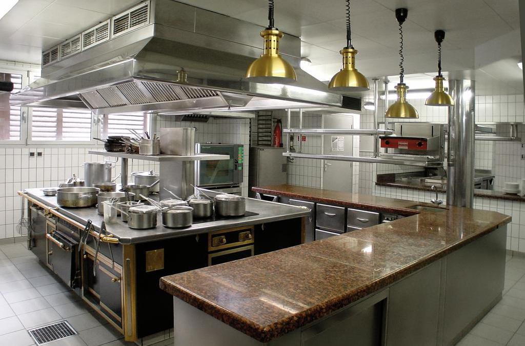 Qu es una cocina industrial directorio de m rida yucat n - Mobiliario cocina industrial ...