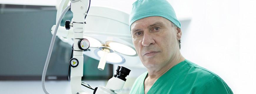 Cirugía de la próstata con Láser Verde, una revolución