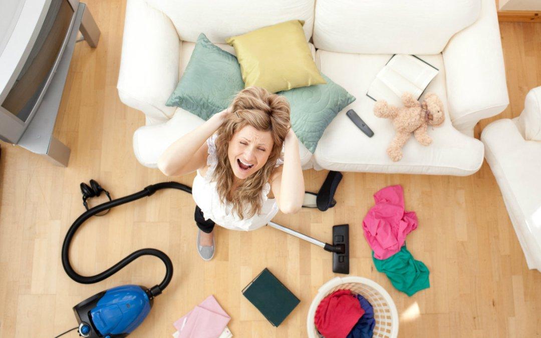 Trucos para mantener ordenada la casa