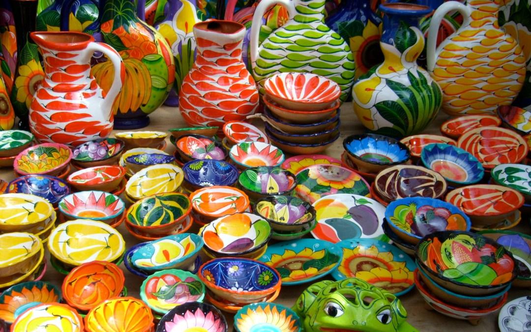 Tipos de artesanías mexicanas