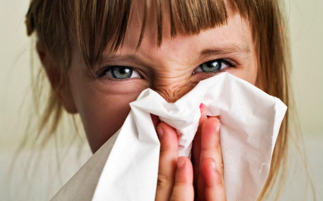 Alergias más comunes