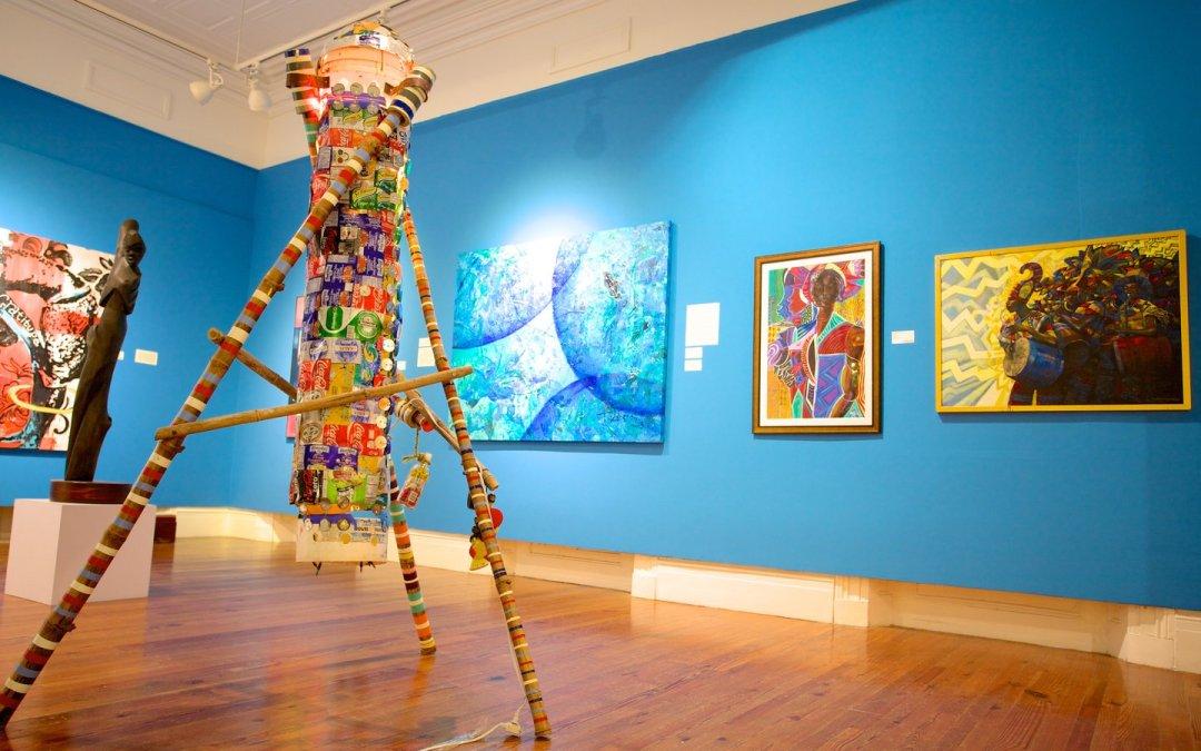 Como diseñar una galería de arte