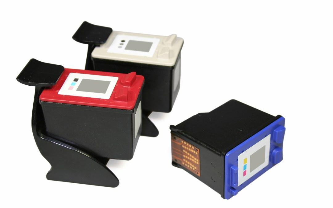 ¿Cómo funcionan los cartuchos de tinta HP?