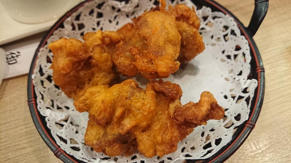 彌味壽司-唐揚雞