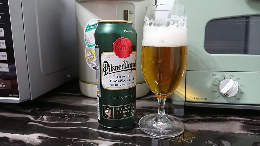 捷克皮爾森歐克啤酒