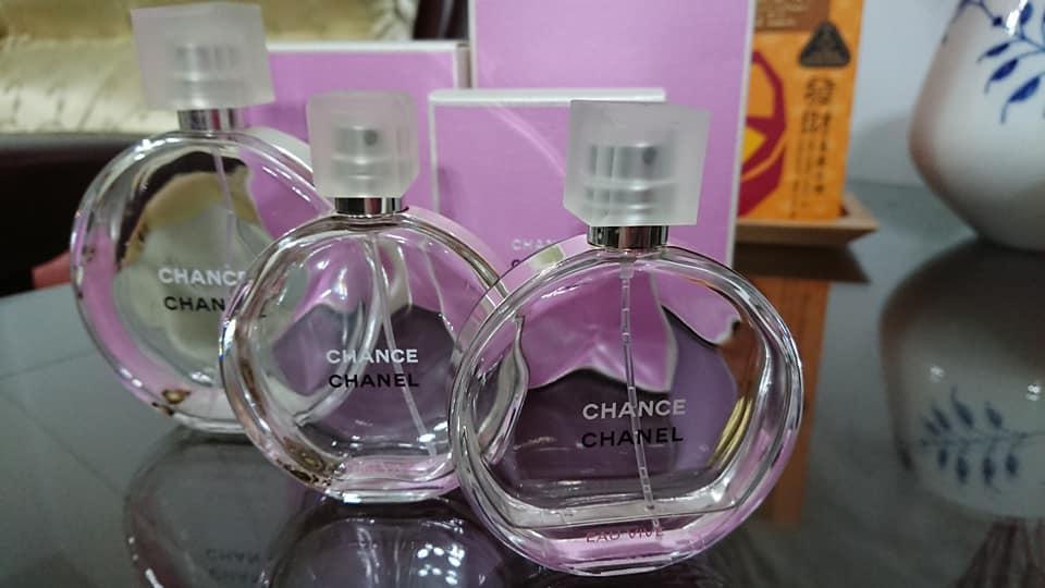CHANEL-CHANCE橙光輕舞淡香水