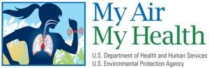 My Air My Health Logo