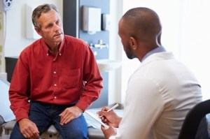 Discussing clinical trial recruitment
