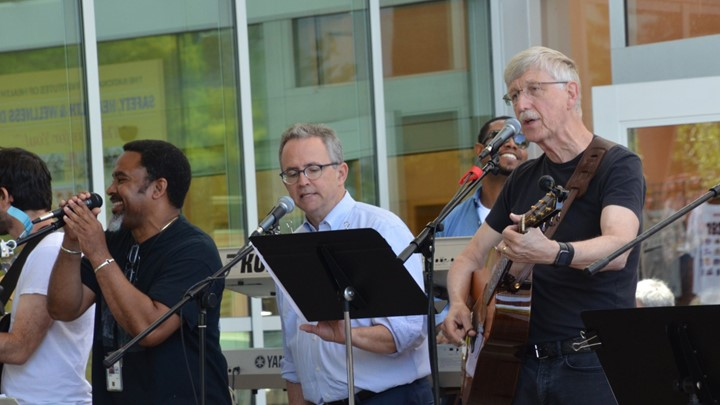 Francis Collins and the ARRA Band with John Burklow