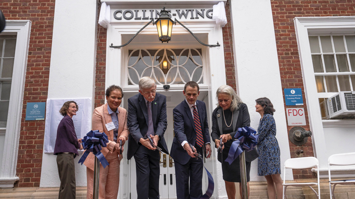 Collins Wing