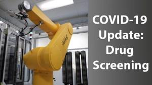 COVID-19 Update-Drug Screening