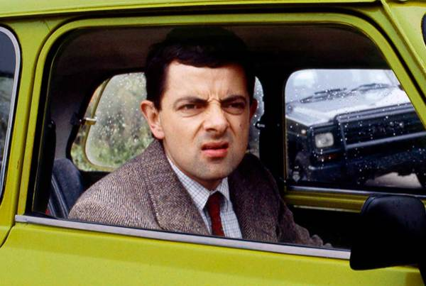 Happy Birthday Mr. Bean!