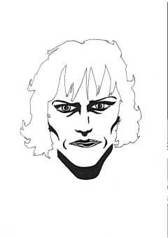 Kirsten Face Design