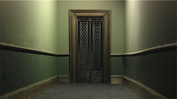 Merman Corridor Before
