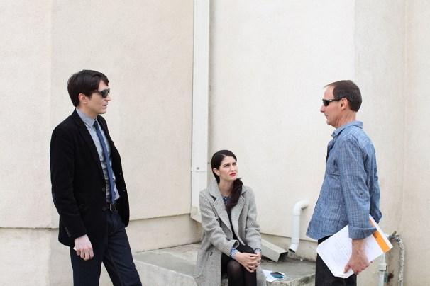 Actors - Photo by Maximilian Ho