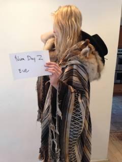 Lauren Avery fitting for Nora