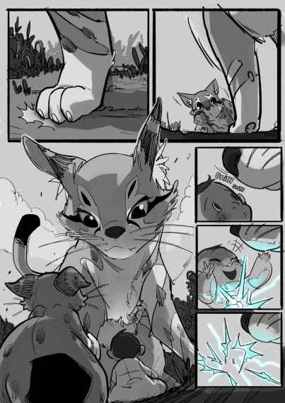 Koji Comic - Sai Foo