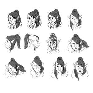 Harper expression sheet