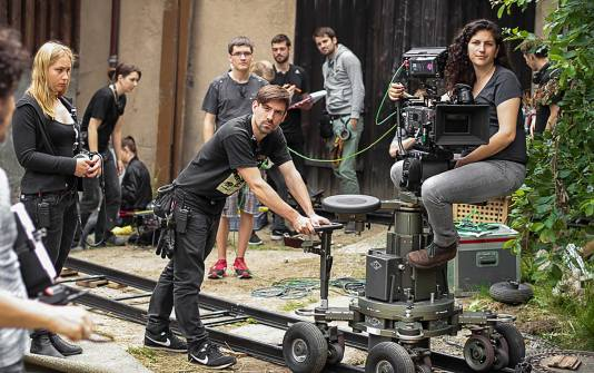Cinematographer Sabine Panossian