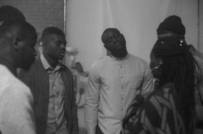BTS - Kwame, Michael