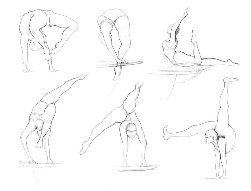 nero_acrobatics_sketches