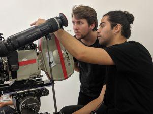 David & Farhad