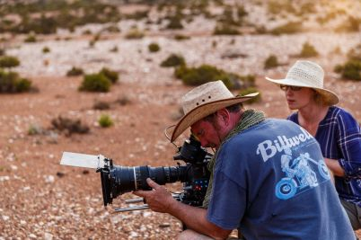DoP Michael McDermott & Director Alison James