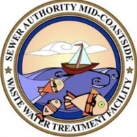 Sewer Authority Mid-Coastide (SAM) Company Logo by Sewer Authority Mid-Coastide (SAM) in Half Moon Bay