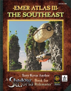 Emer Atlas III: The Southeast
