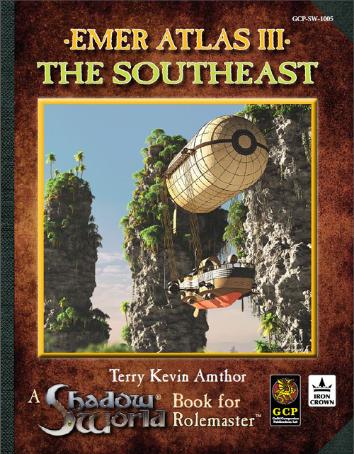 Emer Atlas III: The Southeast