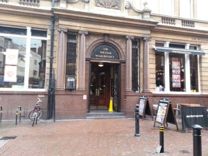 The William Wilberforce, Hull