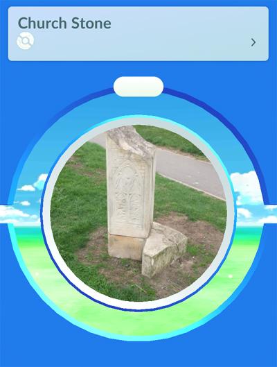 Church Stone, Anlaby