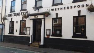The Cross Keys, 6-8 Lairgate, Beverley, HU17 8EE
