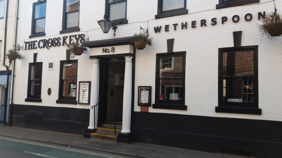 The Cross Keys, 6-8 Lairgate, Beverley, HU17 8EE