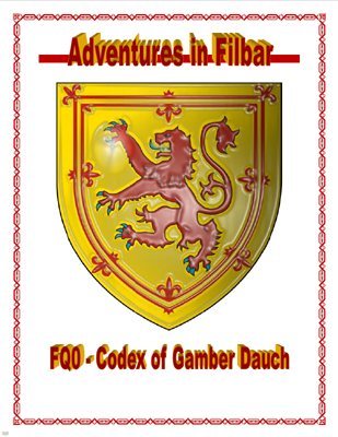 FQ0 - Codex Of Gamber Dauch