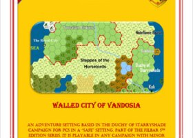 FT - Walled City of Vandosia