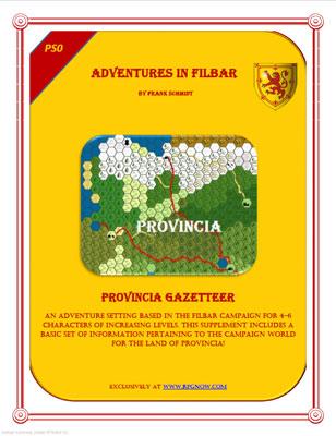 PS0 - Provincia Gazetteer