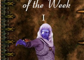 Villains of the Week 1: Suffer, the Drow Evoker