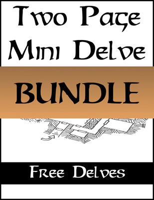 Two Page Mini Delves - FREE