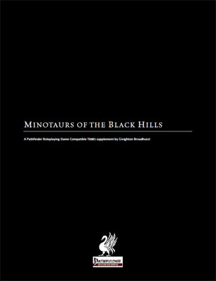 Minotaurs of the Black Hills