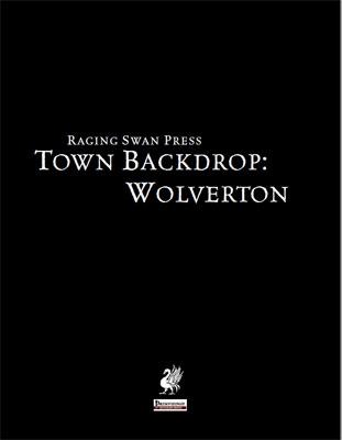 Town Backdrop: Wolverton