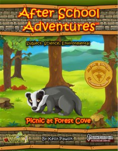 ASA: Picnic at Forest Cove