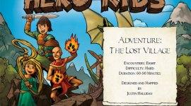 Hero Kids - Fantasy Adventure - The Lost Village
