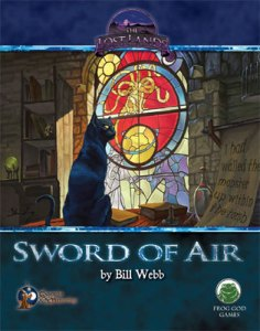 Sword of Air - Swords and Wizardry