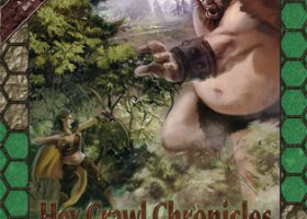 Hex Crawl Chronicles 7 - The Golden Meadows - Pathfinder Edition