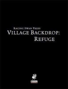 Village Backdrop: Refuge