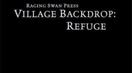 Village Backdrop: Refuge