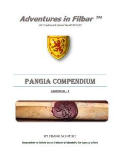 Pangia Compendium - Addendum 2