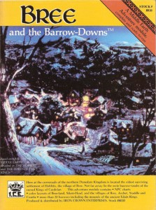 Bree and the Barrow-downs
